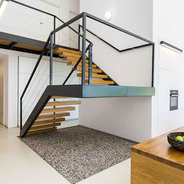 Indoor Stairs & Rails 2