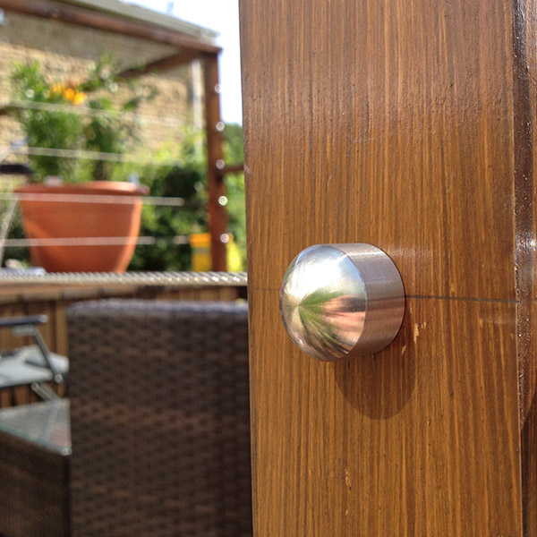 Fencing for Outdoor Decking 2
