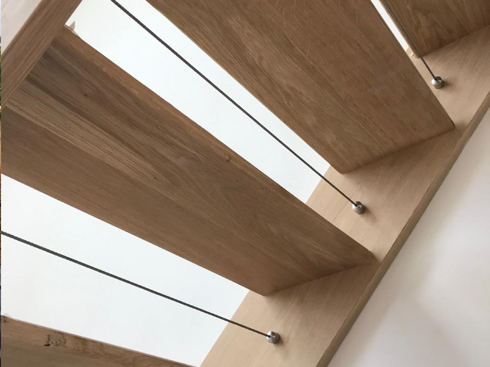 Indoor Stairs, Rails, 4