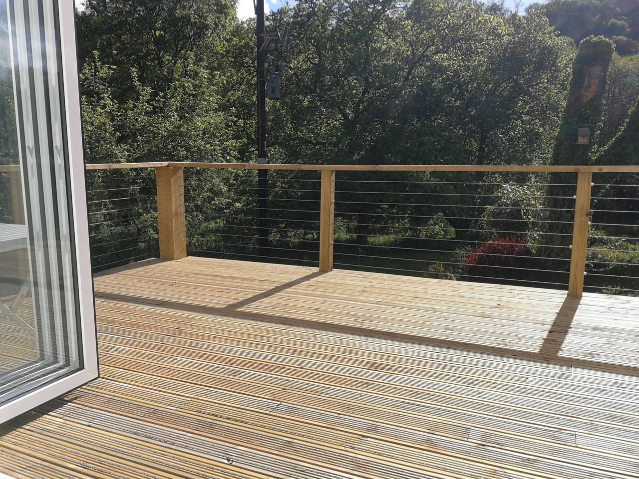 Fencing for Outdoor Decking 5
